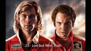 Download Soundtrack Rush. Hans Zimmer. 23.- Lost but Won Video