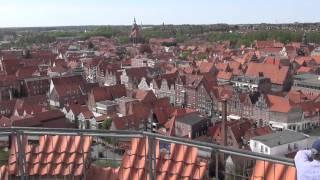 Download Lüneburg, Lueneburg, Old Town Germany Video