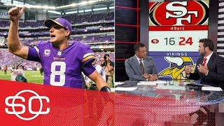 Download NFL Analysis: Kirk Cousins impresses in Minnesota Vikings' win over 49ers | SportsCenter | ESPN Video