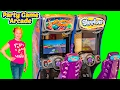 Download ARCADE GAMES Assistant Favorite Arcade and Season 7 Shopkins Arcade Game Party Toys Video