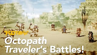 Download Octopath Traveler: The Battle System Video