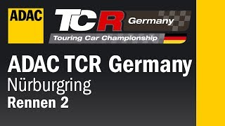 Download ADAC TCR Germany Rennen 2 Nürburgring 2017 Livestream Video