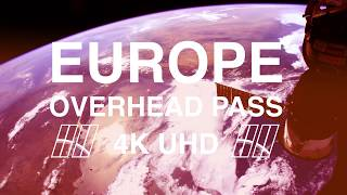 Download Europe from Space in 4K Video