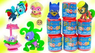 Download Save Baby Flurryheart! My Little Pony SuperHeroes + Paw Patrol Super Mash'ems Surprise Blind Bags Video