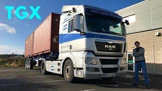 Download MAN TGX 18.480 Truck - Full Tour & Test Drive - Stavros969 Video