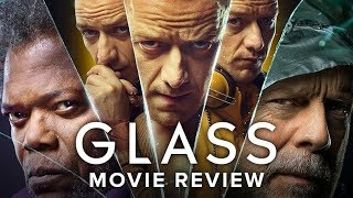 Download GLASS - ComicBook Movie Review Video