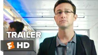 Download Snowden Official Comic-Con Trailer (2016) - Joseph Gordon-Levitt Movie Video