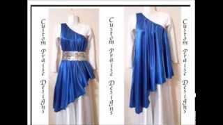Download Vestuarios de danza1- Custom Praise Designs Video