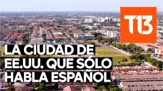 Download La ciudad de Estados Unidos que sólo habla español Video