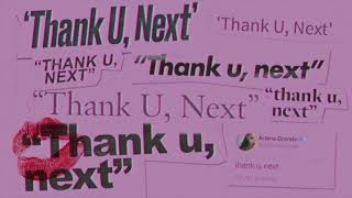 Download Ariana Grande - thank u, next (audio) Video