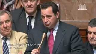 Download Intervention du 26 mars de Jean Frédéric Poisson à l'assemblée nationale Video
