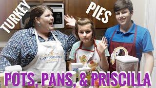 Download Juicy Turkey, Cinnamon Roll Apple Pie, & Pumpkin Pie...From A Can Video