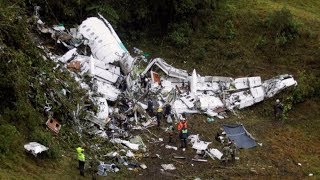 Download Last pictures of Chapecoense plane crash victims show team and crew in good spirits Video