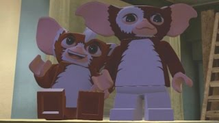 Download LEGO Dimensions - Gremlins Adventure World - All Quests Video