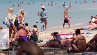 Download Travel video: Patong, Phuket visit - sea and food Video