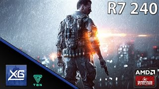 Download Battlefield 4 On AMD Radeon R7 240 2GB GDDR3 Video