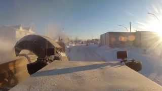 Download Extreme Snow Removal in Canada Video