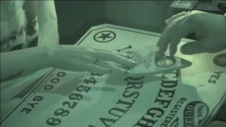 Download Real Ghost Caught on Video Tape During Ouija Board Video