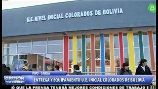 Download Sistema De Salud Gratuito y Entrega De U.E. Colorados De Bolivia - Tarija Video