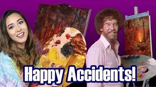 Download I Tried Following The HARDEST Bob Ross Tutorial.. Video