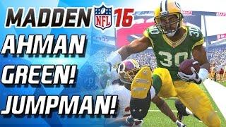 Download AHMAN GREEN! JUMPMAN JUMPMAN JUMPMAN! - Madden 16 Draft Champions Video