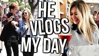 Download Boyfriend Takes Over My Vlog Video