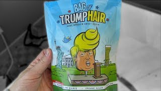 Download Eating a Bag of Trump's Hair! Video