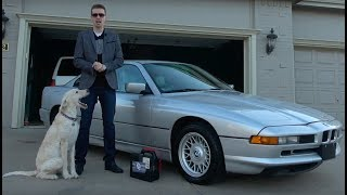 Download My Cheap BMW 850i Is Unfixable- But I Love it Anyway Video