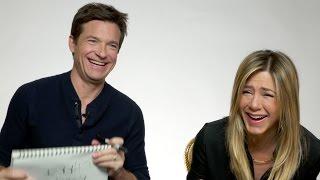 Download Jennifer Aniston and Jason Bateman Take The BuzzFeed BFF Test Video