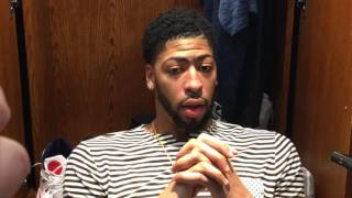 Download Anthony Davis on Pelicans' 116-94 loss to the LA Clippers Video