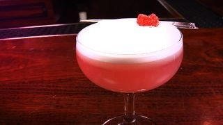 Download Making the Clover Club Cocktail Video