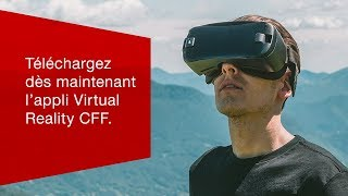 Download Virtual Reality CFF. Video