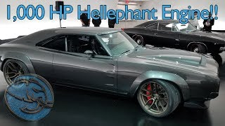 Download Mopar's 1,000 HP Hellephant Engine - Listen & Learn Video