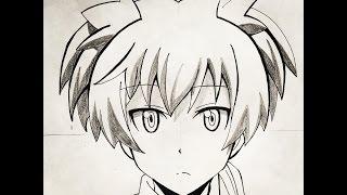 Download How to draw Nagisa Shiota (Assassination Classroom) Video