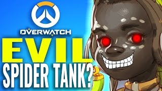 Download Efi and the EVIL Spider Tank (Theory) [Overwatch Explained] Video