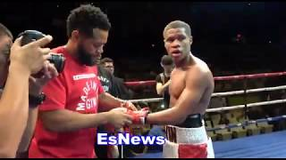 Download WOW Devin Haney Just 18 Years Old Already 16-0 11 KOs Pro Check Out His Skills EsNews Boxing Video