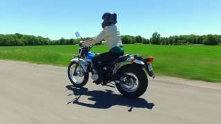 Download Suzuki VanVan Road Test Video