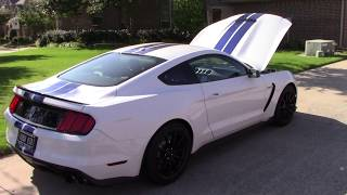 Download Ep1: 2016 Ford Mustang GT350 Detail - Maintenance Program Video