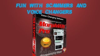 Download Immature Fun With Voice Changers and Scammers Video
