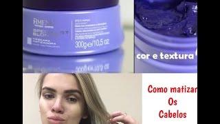 Download Como matizar os cabelos passo a passo Video