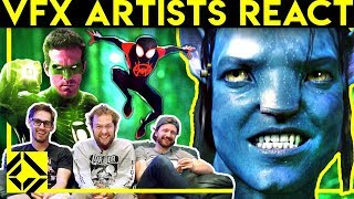 Download VFX Artists React to Bad & Great CGi 6 Video