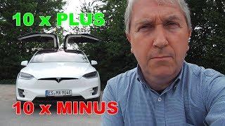 Download Fazit Tesla Model-X nach einem Jahr, 10x Plus, 10x Minus | Review | DriveTesla 2.0 Video