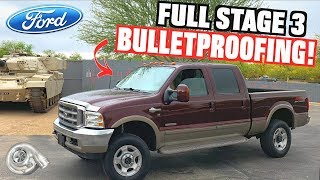 Download Fully ″Bulletproofing″ Our 6.0L Ford F350 Powerstroke (Stage 3 Install) Video