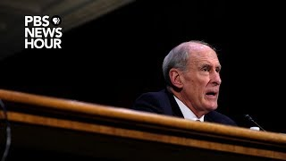 Download Director of National Intelligence Dan Coats speaks at the Aspen Security Forum Video