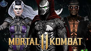 Download Mortal Kombat 11 - Spawn, Sindel and Nightwolf First Looks TEASED! Video