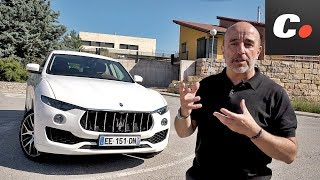 Download Maserati Levante 2018 SUV | Prueba / Test / Review en español | Coches Video