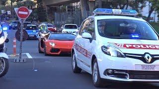 Download POLICE vs SUPERCARS in Monaco! Video