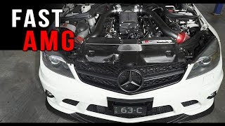 Download FAST Mercedes-AMG C63 Video