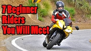 Download The 7 Beginner Riders You Will Meet Video
