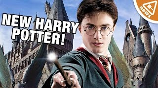 Download What Is the Eighth Harry Potter Book? (Nerdist News w/ Dan Casey and Kyle Hill) Video